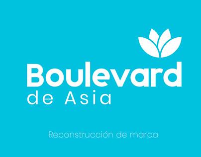 Boulevard de Asia - Reconéctate con el Verano