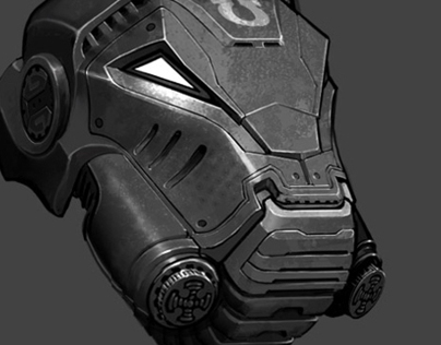 Terminator Helm