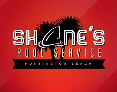 Shane's Pool Service - Branding / Website / Car Wrap