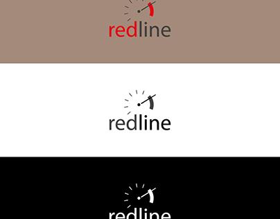 Redline High Performance Auto Parts Logo Template