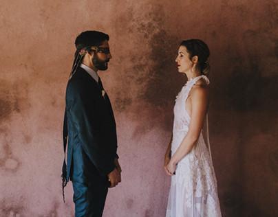 The Bax Wedding, Lake Atitlan