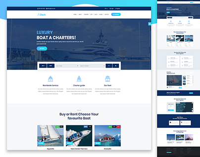 Davit – Yacht Charter Booking and Buy-Sell