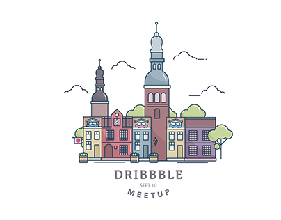 Dribbble Meetup/ Riga