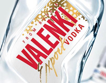 Valenki | Vodka