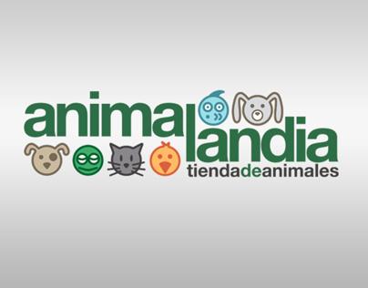 Animalandia logo