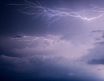 NightLights - Stars & Thunder