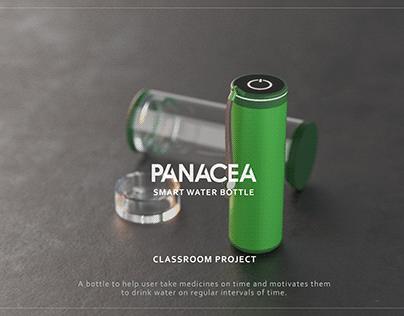PANACEA: Smart Water Bottle
