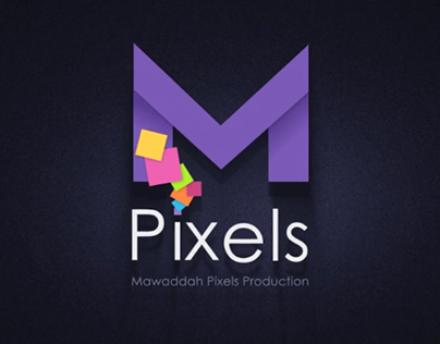 M PIXELS - LOGO