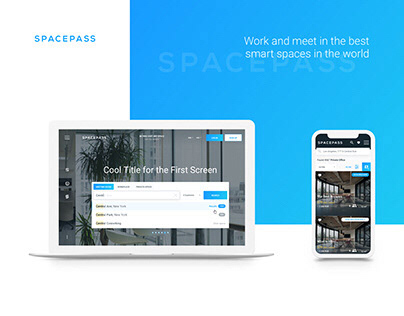 SpacePass - Market place for co-working and offices