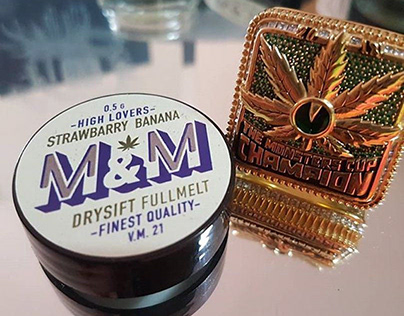 M&M EXTRACTS   HIGH LOVERS