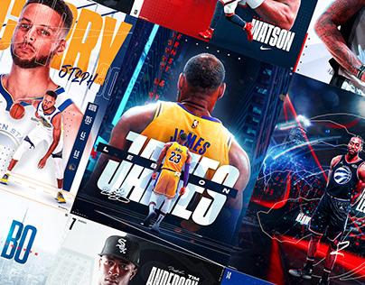 Sports Graphics Part 1 (2021)