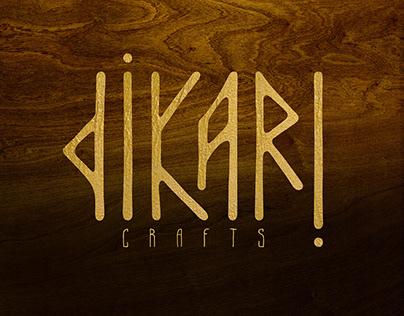 Logo for DiKARi Crafts