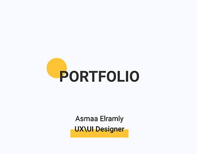 Portfolio 2021 - Asma Elramly