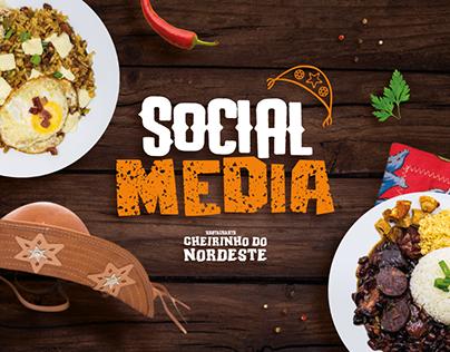 Social Media Cheirinho do Nordeste