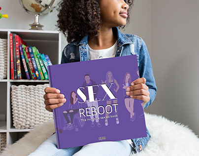 Sex Reboot, The first inclusive sex ed book