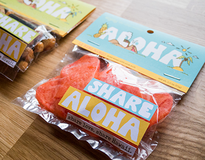 enjoy snacks: the aloha edition