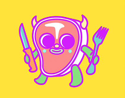 Hearty For You food mascots
