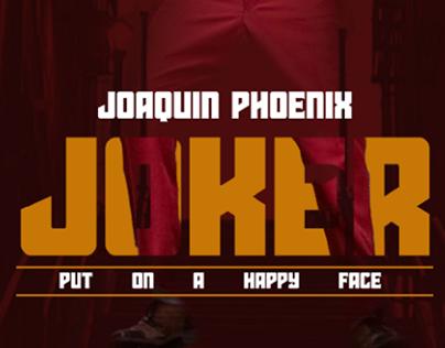 joker's film poster and shutter island's film poster