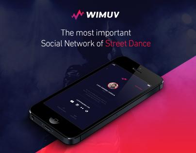 Wimuv – Street Dance Social Network