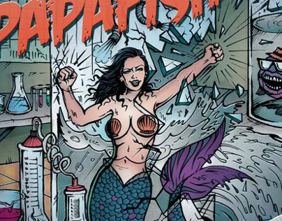 Papafish Album Cover Art