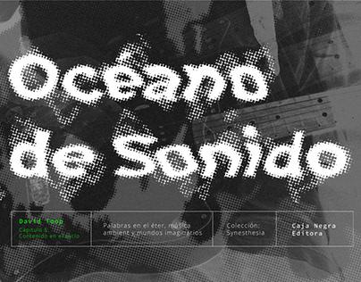 Océano de Sonido - David Toop / Editorial