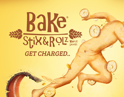 Bake Rolz - Master Visual / Get Charged