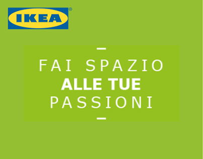 IKEA Promo PAX | Radio