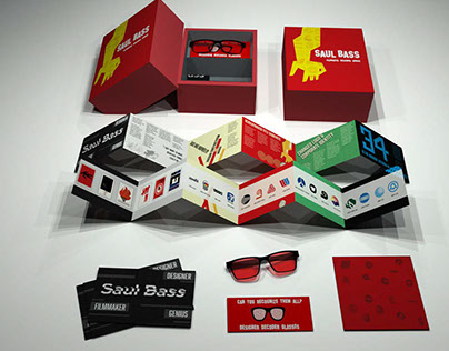 Designer Research Project - Saul Bass