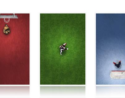 RGB Sports Minimalism Series