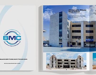 BMC Photography and Publication Design