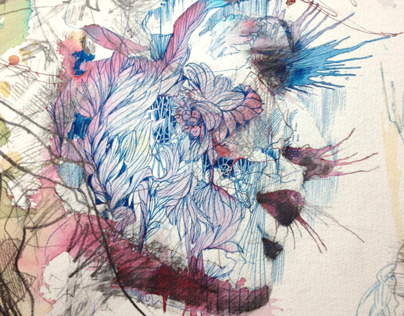 Carne Griffiths - Trailblazers @ Above Second Gallery