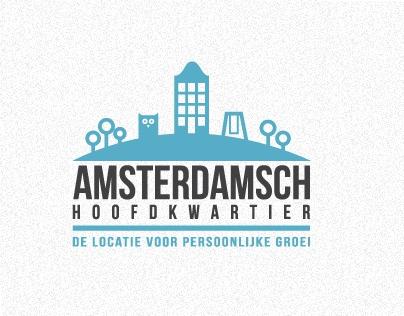 Amsterdamsch Hoofdkwartier - Huisstijl en Website
