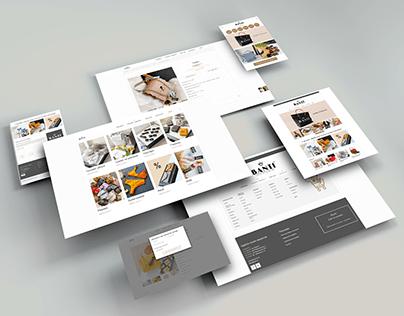 Розробка Інтернет магазину Banti Style accessoires