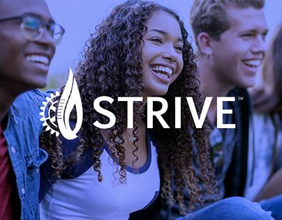 STRIVE - Logo Design