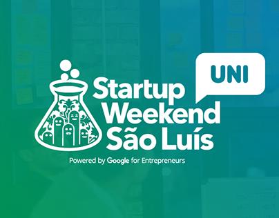 startupweekend São Luís UNI 2018 | Identidade Visual