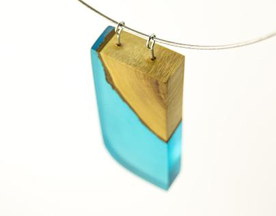 Resin & Driftwood Jewelry