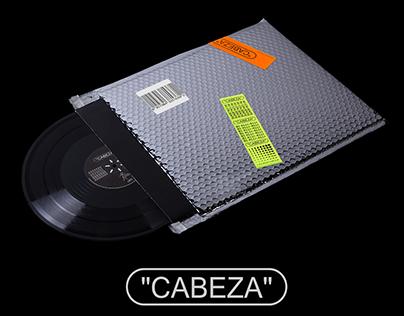 """Cover """"Cabeza"""""""