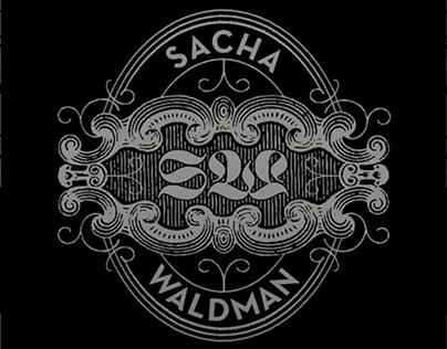 Identity Design—Sacha Waldman Photography