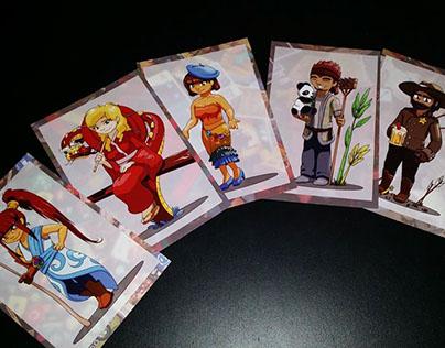 Board Game Kemonomimi