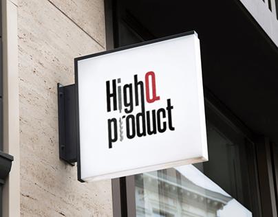 Logo Design - HighQ Product