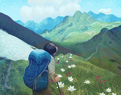 Solitary Journey