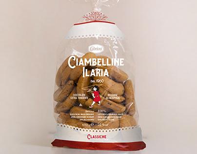 Ciambelline Ilaria Packaging
