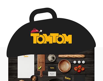 Tomtom Restaurant Branding & Web Design