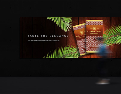 Cocoa Caribe — Packaging