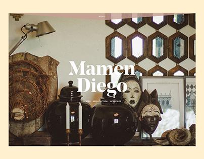Mamen Diego web
