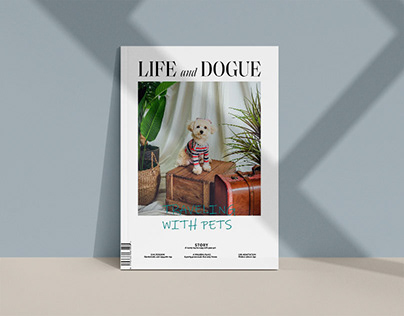 Life & Dogue - Editorial