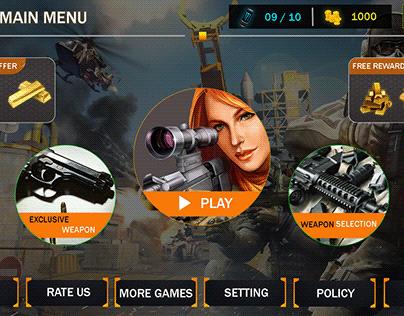 shooting game