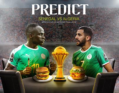 CAF 2019- Social Media Project