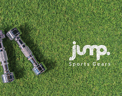 Jump Sports Gear LOGO Creation And Branding