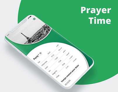 Prayer Time App
